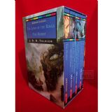 The Lord of the Rings The Hobbit by JRR Tolkien Collins Modern Classics Boxed Set books (2003)